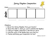 Spring Rhythm Composition