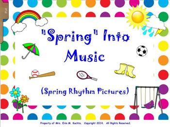 Spring Rhythm Fun: Exploring Duration of Sound
