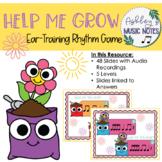 Spring Rhythm Game: Help Me Grow - What do you hear?