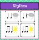 Spring Rhythm Sentences