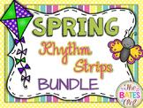 Spring Rhythm Strips Bundle
