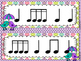 Spring Rhythm Strips Sixteenths