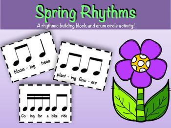 Spring Rhythms: Composition & Drum Circle Activity