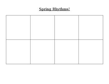 Spring Rhythms