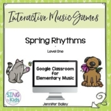 Spring Rhythms Level 1