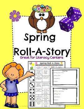 Spring Roll A Story!