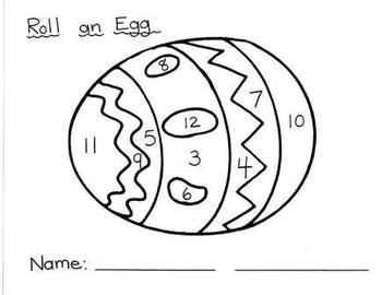 Spring Roll An Egg Dice Game