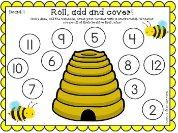 Spring Roll, add and cover with matching roll add and color