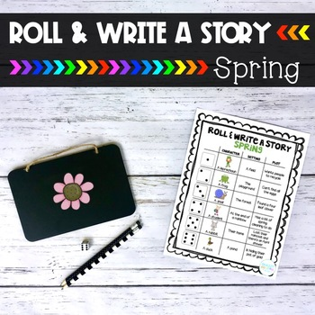Spring Roll and Write a Story