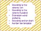 Spring Rounding and Estimation Math Task Cards