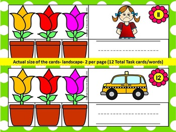 Spring-SHORT A Literacy Center- Spring into Learning-Read, Build & Write CVC