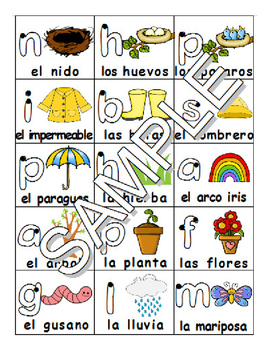 Spring SPANISH Mega Pack (games,workbooks,SmartNotebook)