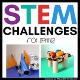 STEM Challenges for Spring