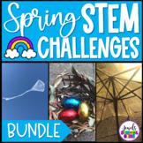 Spring STEM Activities BUNDLE (Spring STEM Challenges)