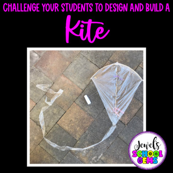 Spring STEM Activities (Kite Spring STEM Challenge)