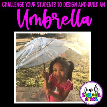 Spring STEM Activities (Umbrella Spring STEM Challenge)