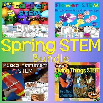 Spring STEM Bundle