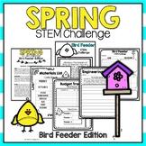 Spring STEM Challenge (Bird Feeder Edition)