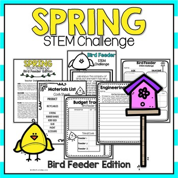 STEM Challenge (Bird Feeder Edition)