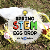 Spring STEM Challenge: Egg Drop - NGSS Aligned