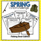 STEM Challenge (Fishing Boat Edition)