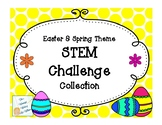 Spring STEM Challenge - Perfect for Easter or Spring STEAM Lessons