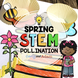 Spring Plant Hand Pollination STEM Activity