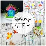 Spring STEM Challenges