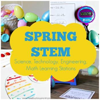 Spring STEM Learning Centers