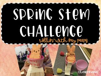 Spring STEM Peep Challenge- vehicle design