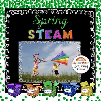 Spring STEM/STEAM
