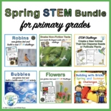 Spring Science and STEM Activities