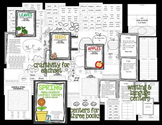 Caterpillars, Butterflies, and Plants: Science Centers Bundle