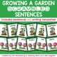 Spring Scrambled Sentences Bundle Pack