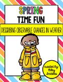 Spring Season Activities