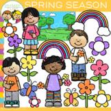 Spring Season Clip Art