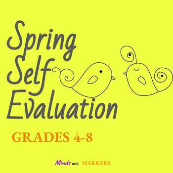 Spring Self Evaluation