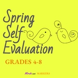 Spring Self Evaluation