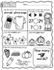 Spring Semester MEGA Bundle of Morning Work, Kindergarten Edition. CCSS