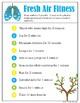 Spring Sensory Motor Activities - Practice Fine, Gross and