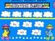 Spring Sentence Builders SMARTboard - CVC, Sight Words, Blending ESL