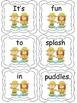 Spring Sentence Building Pack
