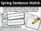 Spring Sentence Match