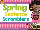 Spring Sentence Scramblers