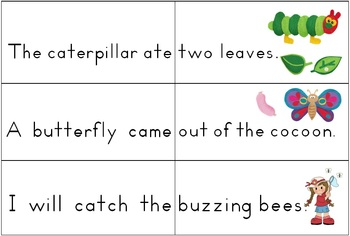 Spring Sentence Work COMBO: Expand a Sentence & Sentence Joiners