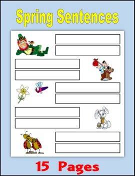 Spring Sentences