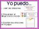Spring Sentences in Spanish