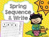 Spring Sequence & Write FREEBIE
