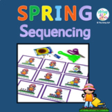 Spring Sequencing Activities