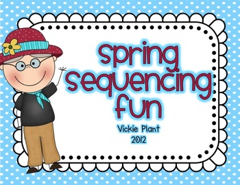 Spring Sequencing Fun
